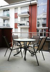 Apartament MAGIA Holiday Management na klifie