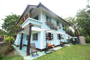 Flow Yoga CNX House - Ban Thung Khao Tok