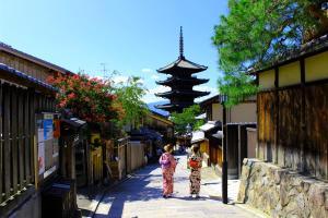 Kyoto Stay SAKURA Toji I, Dovolenkové domy  Kjóto - big - 39