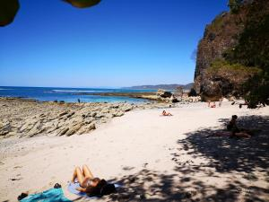 Trebolmar, Penzióny  Pláž Santa Teresa - big - 9