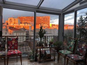 Charming flat with terrace - Paris - Les Lilas