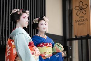 Kyoto Stay SAKURA Toji I, Dovolenkové domy  Kjóto - big - 30