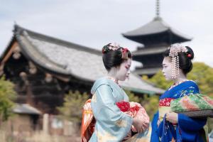 Kyoto Stay SAKURA Toji I, Dovolenkové domy  Kjóto - big - 32