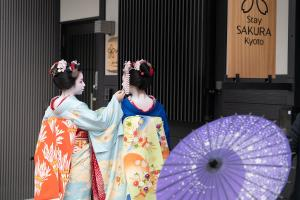 Kyoto Stay SAKURA Toji I, Dovolenkové domy  Kjóto - big - 44