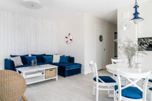 Lion Apartments Blue Marina Okrzei Residence