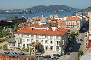 Parador de Ferrol, А-Корунья