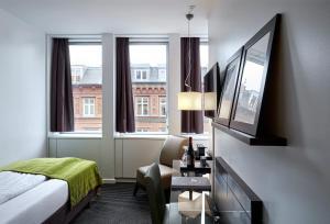 The Square, Отели  Копенгаген - big - 42