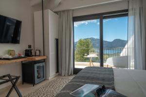 Deluxe Doppelzimmer mit Balkon