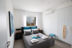 Nicholas Seaview Apartments, Apartmány  Protaras - big - 63