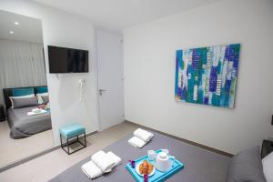 Nicholas Seaview Apartments, Apartmány  Protaras - big - 68
