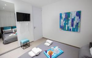 Nicholas Seaview Apartments, Apartmány  Protaras - big - 73