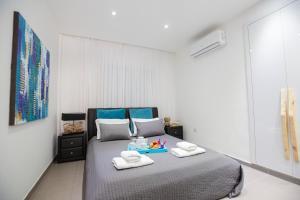 Nicholas Seaview Apartments, Apartmány  Protaras - big - 76