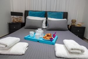 Nicholas Seaview Apartments, Apartmány  Protaras - big - 77