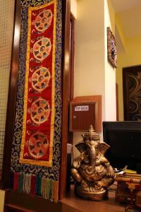 Greendale Residence, Отели  Гангток - big - 23