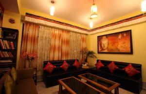 Greendale Residence, Отели  Гангток - big - 14