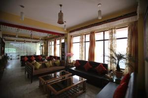 Greendale Residence, Отели  Гангток - big - 25