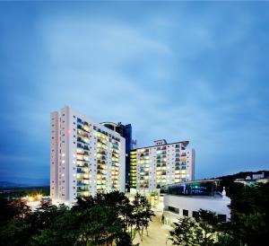 Hanwha Resort Daecheon Paros, Порён