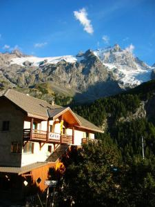 Accommodation in La Grave