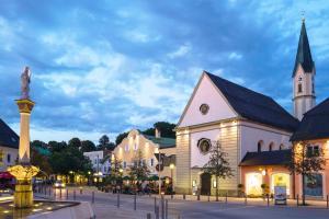 Romantik Hotel Das Lindner - Heufeld