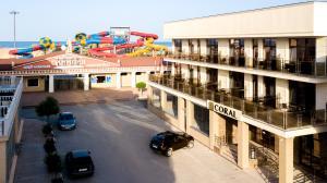 Отель Коралл, Витязево