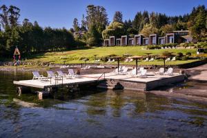 Hotel y Cabañas El Parque - Villarrica