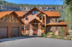 54 Turtle Lake House #135026, Prázdninové domy  Durango - big - 33