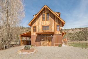 54 Turtle Lake House #135026, Prázdninové domy  Durango - big - 36