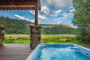54 Turtle Lake House #135026, Prázdninové domy  Durango - big - 37