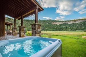 54 Turtle Lake House #135026, Prázdninové domy  Durango - big - 52