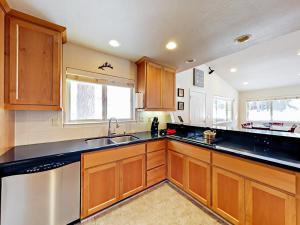 Big South Lake Tahoe House California Home, Prázdninové domy  South Lake Tahoe - big - 14