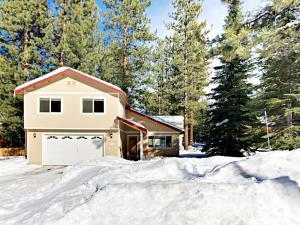 Big South Lake Tahoe House California Home, Prázdninové domy  South Lake Tahoe - big - 17