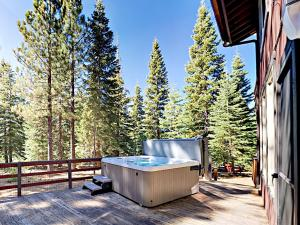 1262 Pine Valley Rd Home, Holiday homes  South Lake Tahoe - big - 9