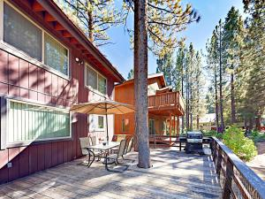 1262 Pine Valley Rd Home, Holiday homes  South Lake Tahoe - big - 21