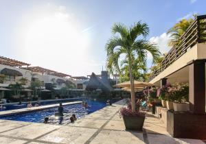 Aldea Thai 1101 Studio, Apartments  Playa del Carmen - big - 16