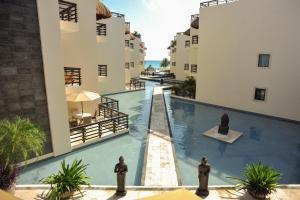 Aldea Thai 1101 Studio, Apartments  Playa del Carmen - big - 8