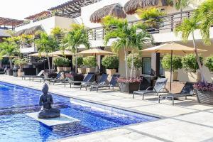 Aldea Thai 1101 Studio, Apartments  Playa del Carmen - big - 5