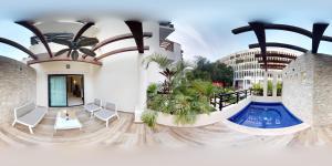 Aldea Thai 1101 Studio, Apartments - Playa del Carmen