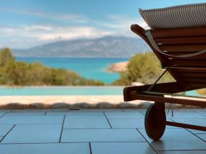 Villa Aria - Luxury Beachfront Villa with Pool and Tennis Court Argolida Greece