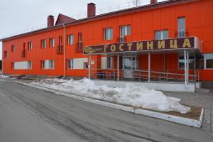 Гостиница Мустанг, Ханты-Мансийск