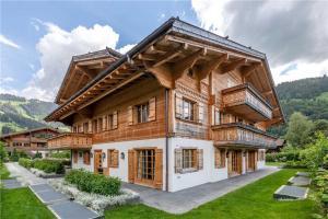 Luxury Gstaad Condo - Hotel - Gstaad