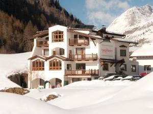 Pension Bergfrieden - Hotel - Obergurgl-Hochgurgl