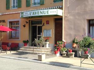 Location gîte, chambres d'hotes Hotel l'Avenue dans le département Alpes de haute provence 4