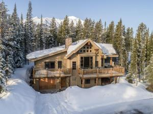 Moonlight Mountain Home | 2 Lower Mountain Road - Hotel - Big Sky