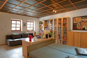 Haus-Burgblick-Balkonzimmer - Föckelberg