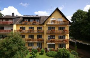 Hotel Weidenau - Flörsbachtal