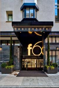 Design Hotel f6 - Geneva