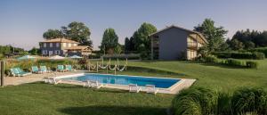 Location gîte, chambres d'hotes Hotel Lodge La Petite Couronne dans le département Landes 40