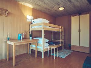 Bed in 6-Bed Mixed Dormitory Room Kastytis
