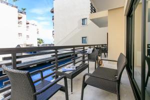 Aldea Thai 1124, Apartmanok  Playa del Carmen - big - 33