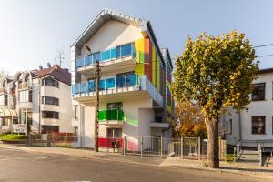 Rent like home Kolorowe Balkony II